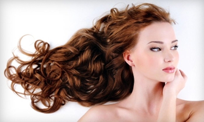 Nicholas Anthony Salon and Day Spa - Kennett Square: $25 for a Haircut and Style at Nicholas Anthony Salon and Day Spa ($45 Value)
