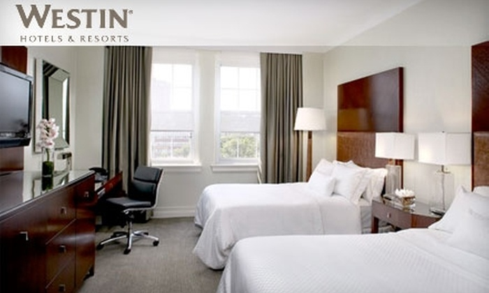 The Westin Nova Scotian - South End: $99 for a One-Night Stay in a Traditional Room Plus Parking at The Westin Nova Scotian ($207 Average Value)