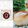 Half Off at Nancy G's Café