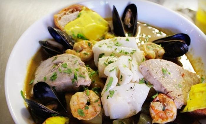 Okeanos - Park Slope: $15 for $30 Worth of Mediterranean Cuisine at Okeanos in Brooklyn
