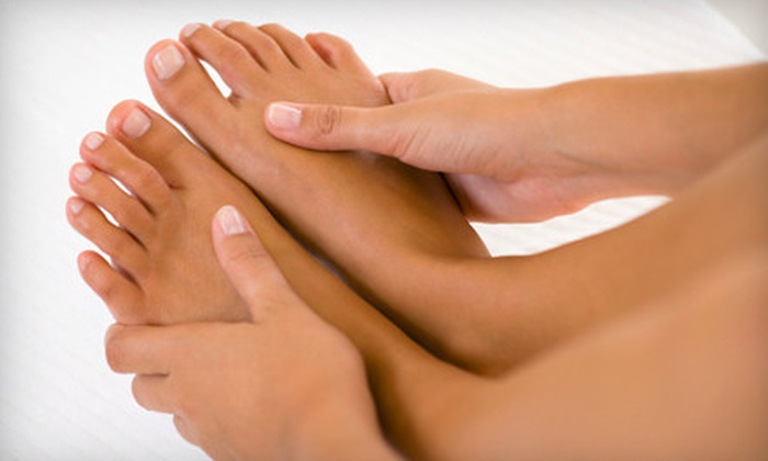 Boca Podiatry Group - Boca Raton: Laser Toenail-Fungus Treatment for One or Both Feet with Exam and Follow-Ups at Boca Podiatry Group (Up to 75% Off)