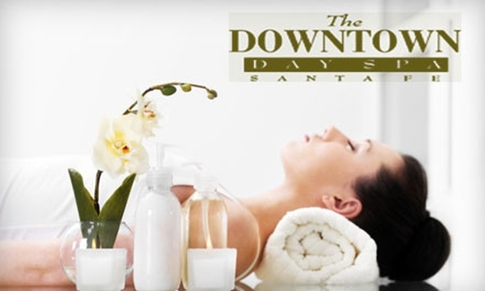 Downtown Day Spa - Historic Guadalupe: $99 for the Pumpkin Spice & Everything Nice Package at The Downtown Day Spa ($188 Value)