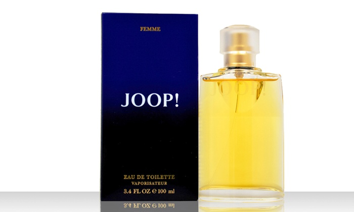 Joop! Femme Eau de Toilette: Joop! Femme Eau de Toilette; 3.4 Fl. Oz. Free Shipping.