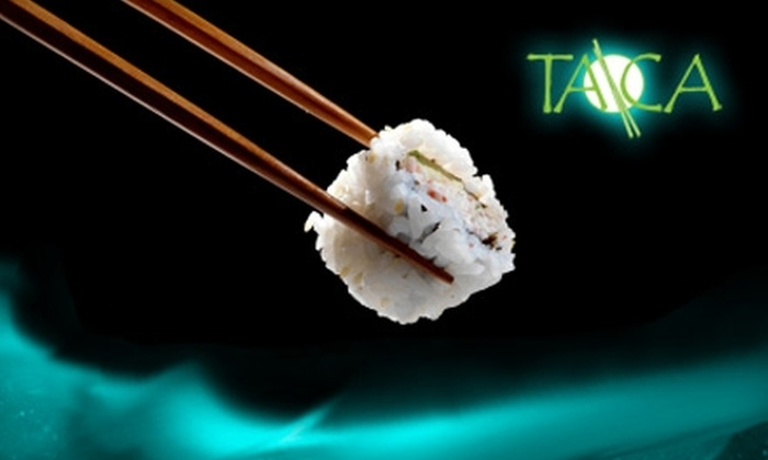Ta Ca - Savannah / Hilton Head: $15 for $30 Worth of Sushi & Japanese Fusion Fare at Ta Ca