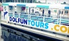DolFun Tours - Sundance Marina: $28 for a Two-Hour Dolphin Tour on the Indian River for Four from DolFun Tours (Up to $112 Value)