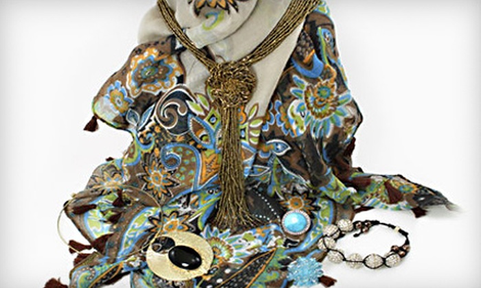 Domaine Factory Outlet - Upper South Providence: $15 for $30 Worth of Fashion Jewelry and Accessories at Domaine Factory Outlet