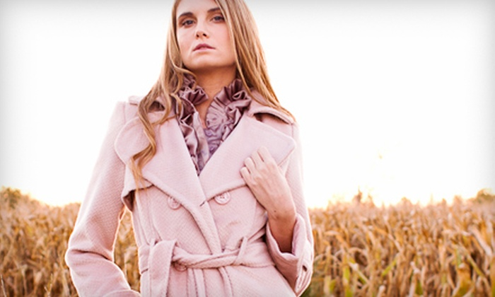 Blush Boutique - Multiple Locations: $10 for $20 Worth of Clothing, Footwear, and Accessories at Blush Boutique