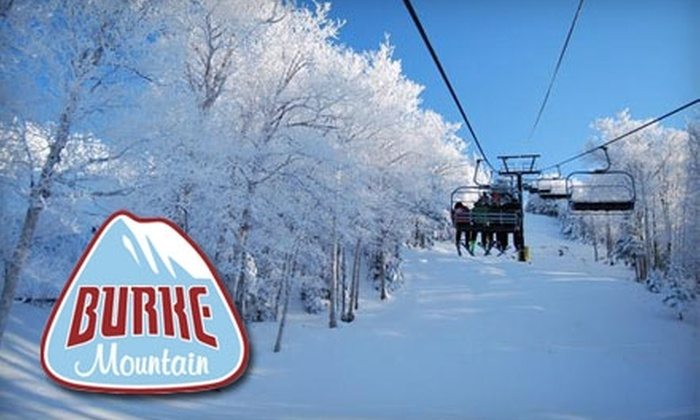 Burke Mountain - Burke: $40 for Full-Day Lift Ticket (Up to $66 Value) or $28 for Half-Day Lift Ticket (Up to $52 Value) at Burke Mountain in East Burke, Vermont