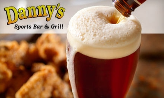 Danny's Bar & Grill - Benson: $10 for $20 Worth of Bar Fare and Drinks at Danny's Bar & Grill