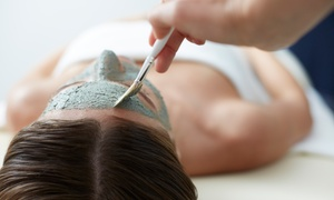 Angel Tips - Clinton: One or Two 50-Minute Facials or One Set of Eyelash Extensions at Angel Tips (Up to 60% Off)