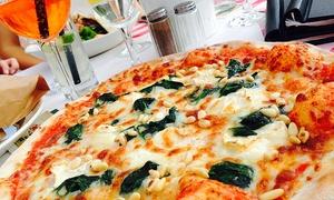 Allegretto a Tavola: Je 1 Pizza nach Wahl für 2 oder 4 Personen im Allegretto a Tavola in Mitte (bis zu 60% sparen*)
