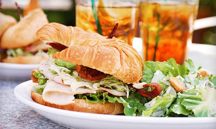 Cafe J - East Circle: $7 for $14 Worth of Soup, Sandwiches, and Salads at Cafe J in Tuscaloosa