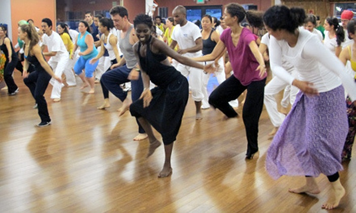 Brasil Brasil Cultural Center - Culver - West: $28 for Eight Dance, Martial Arts, and Cultural Classes at Brasil Brasil Cultural Center (Up to $120 Value)