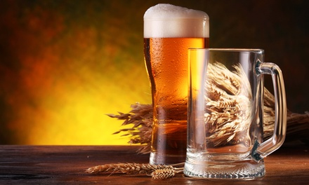 Beer Brewing 101 Class for One, Two, or Four at South Shore Homebrew Emporium (Up to 59% Off)