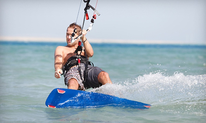 uKite.Pro - Brooklyn: Two-Hour Semiprivate Kiteboarding Land Course with Option for Three-Hour In-Water Course from uKite.Pro (Up to 51% Off)