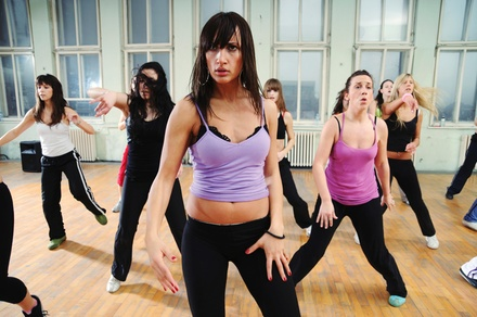 $25 for $50 Worth of Zumba  TrendZ Fitness