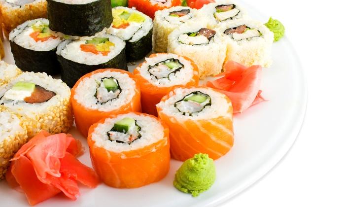 OHYA Sushi, Korean Kitchen & Bar - North Mountain: $10 for $20 Worth of Sushi at OHYA Sushi, Korean Kitchen & Bar