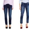 Seven7 Women's Knit Denim Jeans