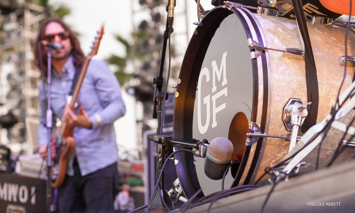 Gasparilla Music Festival Tampa 2016 - Curtis Hixon Park: Erykah Badu, Talib Kweli, Stephen Marley at Gasparilla Music Festival on March 12 or 13 at 11 a.m.