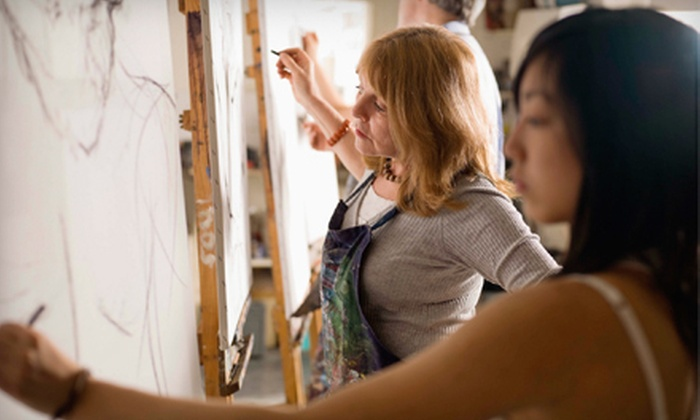Art Classes For You - Sugar Land: Two or Four Drawing Classes for an Adult or Child at Art Classes For You (Up to 56% Off)