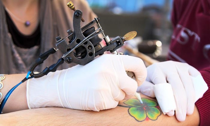 Mister Ink Tattoo - South Middle River: Four Hours of Tattooing at Mister INK Tattoos (50% Off)