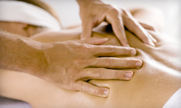 Ahhh! Massage - D'Andrea Shopping Center: $99 for a Couples Spa Package with Massage and Detoxifying Sauna Session at Ahhh! Massage in Sparks ($230 Value)