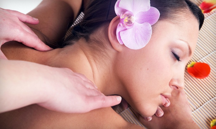 Atmosphere Essentials - Tottenville: $49 for a One-Hour Swedish Massage and Bottle of Signature Body Scrub at Atmosphere Essentials ($117.99 Value)