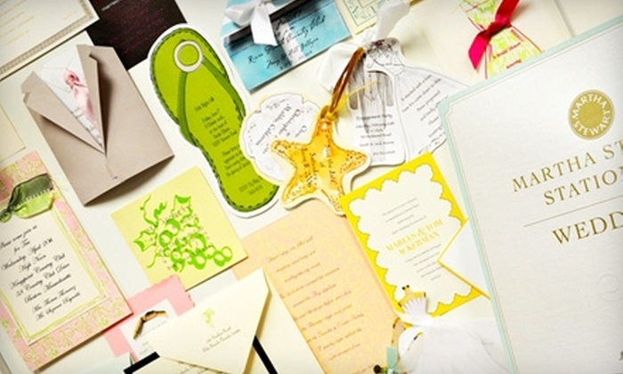 Signature Collection Inc. - Palm Beach: $25 for $50 Worth of Stationery, Invitations, and Gifts at Signature Collection Inc.
