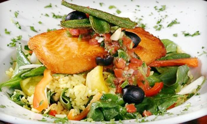 Ticoz Resto-Bar - Windsor Square: $15 for $30 Worth of Latin Fusion Fare at Ticoz Resto-Bar