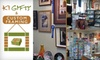 Ki Gifts And Custom Framing - Downtown: $40 for $100 Worth of Custom Framing at Ki Gifts and Custom Framing