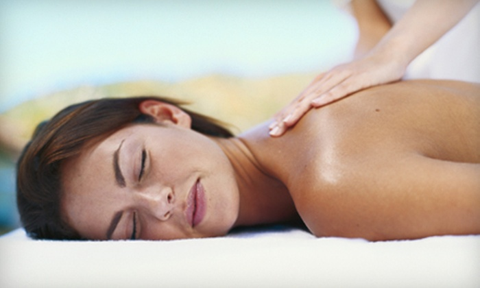 Details Salon & Spa - Taylor Mill: One-Hour Massage or Spa Mani-Pedi at Details Salon & Spa