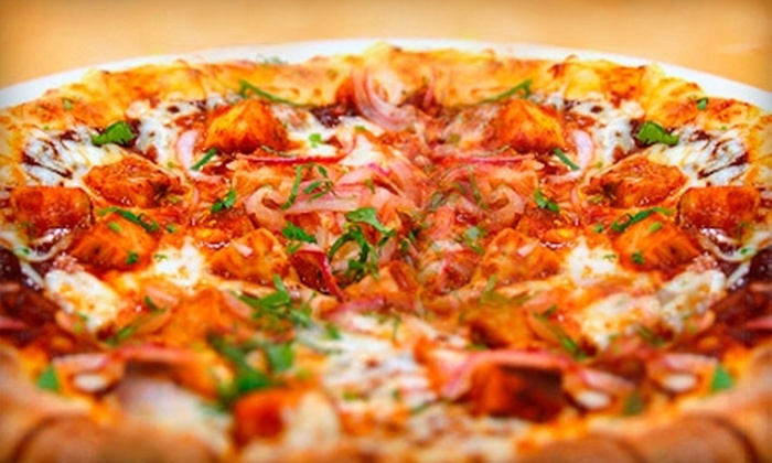 Magoo's Pizza - Honolulu: $7 for $15 Worth of Pizza and Sandwiches at Magoo's Pizza