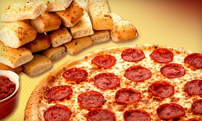Hungry Howie's - Columbus: $10 for $20 Worth of Pizzeria Fare at Hungry Howie's in Columbus