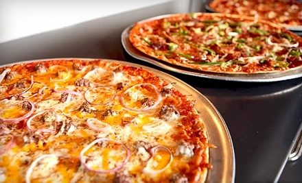 $25 Groupon to Cecil Whittaker's Pizzeria - Cecil Whittaker's Pizzeria in University City