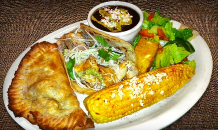 Beto's - Oak Park / Northwood: Latin Fare with Starter, Entree, and Dessert for Two or Four at Beto's on Broadway (Up to 55% Off)