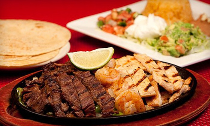 Jalisco's Restaurant & Bar - Sweetbriar: $8 Worth of Mexican and Tex-Mex Fare