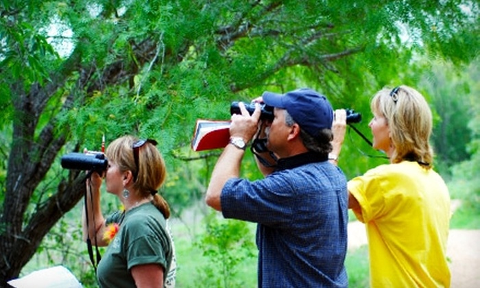 Mitchell Lake Audubon Center - Southside: $30 for One-Year Family Pass at Mitchell Lake Audubon Center ($60 Value)