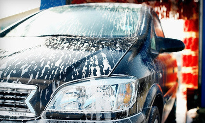 Mr. Klean Carwash - Tulsa: One or Three Platinum Car Washes at Mr. Klean Carwash (Up to 60% Off)