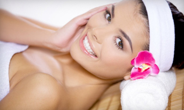 Minus -417 Dead Sea Spa - Richmond Hill: $69 for Jeunesse Total Effect Package at Minus -417 Dead Sea Spa in Richmond Hill ($344 Value)