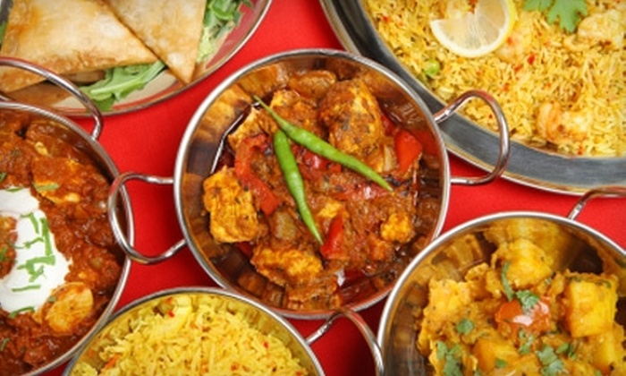 India's Grill - Mesa: $12 for $25 Worth of Indian Cuisine at India's Grill in Mesa