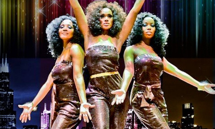 """Dreamgirls Chicago"" presented by John Ruffin - Performing Arts Theatre  at Harold Washington Cultural Center: Outing for Two to ""Dreamgirls Chicago"" at Harold Washington Cultural Center (Up to $112.20 Value). Four Dates Available."