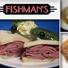 Half Off at Fishman's Delicatessen and Bakery