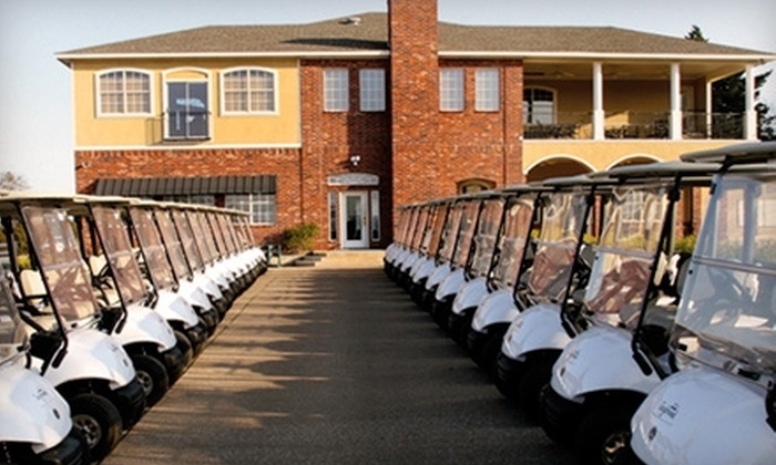 Tanglewood Resort Hotel and Conference Center - Northwest Grayson: $159 for One-Night Stay, Breakfast, and Golf for Two at Tanglewood Resort Hotel and Conference Center (Up to $336 Value)
