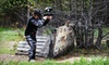 Bronson and Bronson - Waterloo Village: $20 for an All-Day Paintball Pass, Gear Rental, and 200 Paintballs at Bronson & Bronson