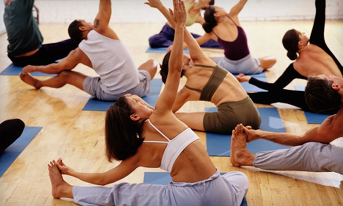 Self Centered Yoga & Fitness - Winter-haven: 10 or 20 Classes or One Month of Unlimited Classes at Self Centered Yoga & Fitness (Up to 56% Off)