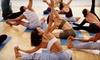 Self Centered Yoga - Saint Philip's Plaza: 10 or 20 Classes or One Month of Unlimited Classes at Self Centered Yoga & Fitness (Up to 56% Off)