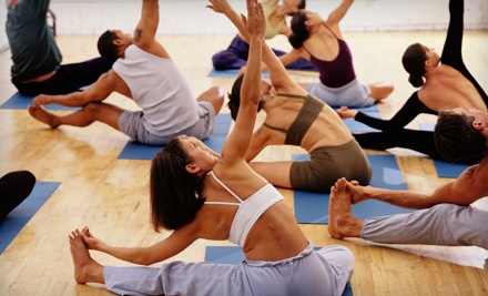 10 Classes (a $79 value) - Self Centered Yoga & Fitness in Tucson