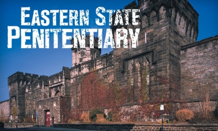 Eastern State Penitentiary Historic Site - Fairmount/Art Museum: $12 for Two Tickets to Winter Adventure Tour at Eastern State Penitentiary