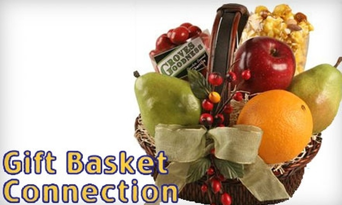 A Gift Basket Connection - Albany / Capital Region: $20 for $40 Worth of Personalized Gift Baskets from A Gift Basket Connection