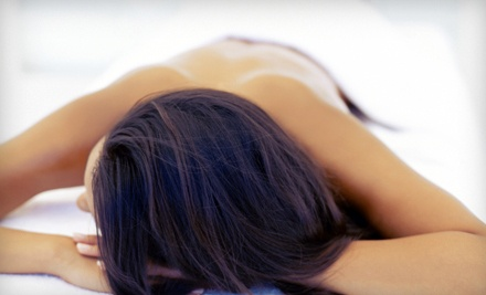 60-Minute Swedish Massage (a $70 value) - Amplify Tanning, Nails, & More in Portage
